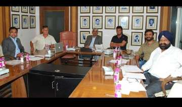 bcci lets down scribes after inviting patil to...