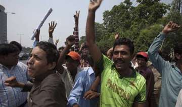 pak vs zim pakistan fans buzzing in lahore on...