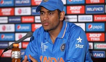 same question won t change my answer dhoni on...