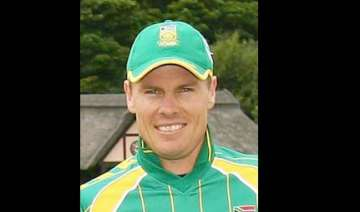 johan botha is south african t20 captain - India...