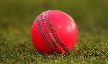critics slam use of pink balls for first day...