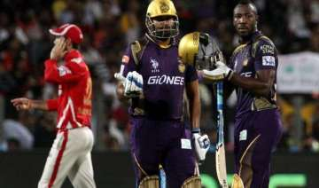 ipl 8 russell powers kkr home by 4 wickets...
