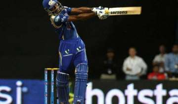 ipl 8 pandya hits whirlwind fifty to help mi post...
