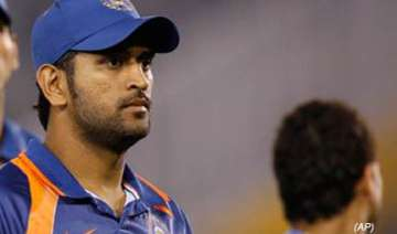 dhoni expects senior players to shine in asia cup...