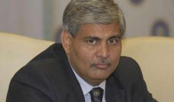 shashank manohar invites pcb to india for talks...
