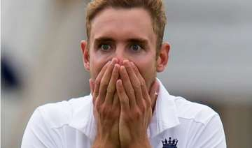 in pics broad rattles aussie batting lineup with...