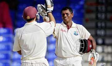 proteas wither under heat of chanderpaul nash...