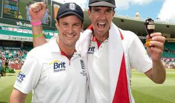 pietersen best player i have played with strauss...