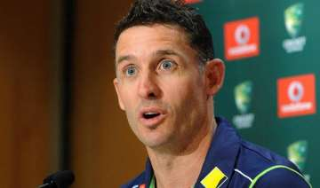 don t underestimate india after test loss hussey...