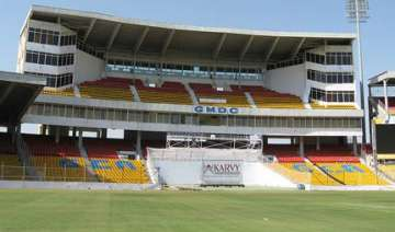 ahmedabad pitch likely to favour seamers on first...