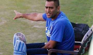 dhoni the captain and player under scrutiny -...