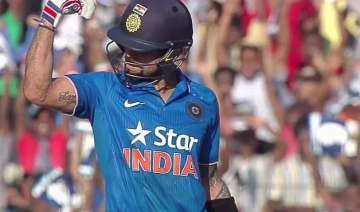 4th odi india win by 35 runs level series against...