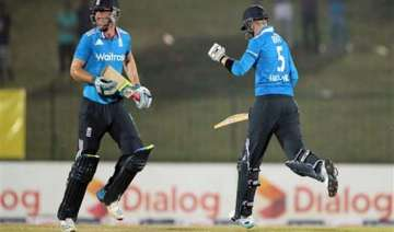 sl vs eng england bats first in 4th odi vs sri...