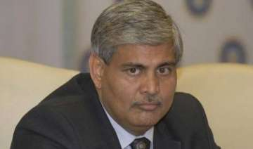 shashank manohar unanimously elected as bcci...