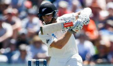 new zealand 93 2 at lunch on day 1 2nd test vs....