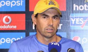 ipl 8 stephen fleming expecting a tough battle...