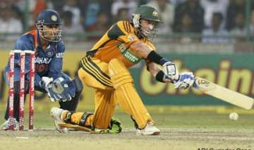 we hope to seal the series here says hussey -...