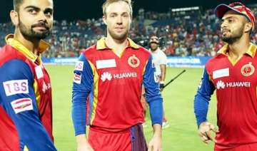 ipl 8 we would love to beat csk in ranchi says ab...