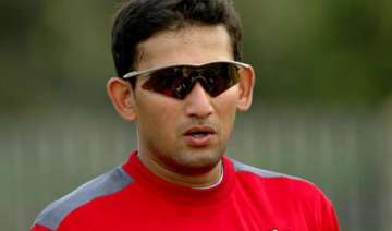 ajit agarkar questions ms dhoni s place in india...