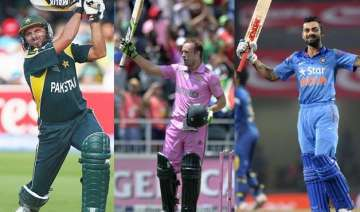 know the top 10 batsmen with fastest odi tons -...