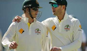 smith and i could play together in australian...