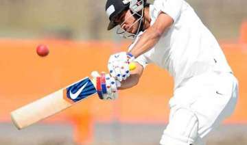 ranji trophy pandey misses double ton gopal hits...
