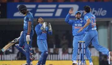 ind vs sl 2nd t20i india 196/6 beat sri lanka...