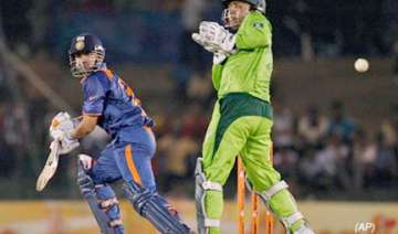 india beat pakistan by three wickets in...