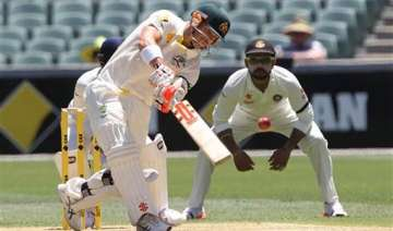 aus vs ind australia 113 2 at lunch on day 1 vs...