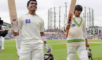 pakistan beat england by 4 wickets in oval test -...