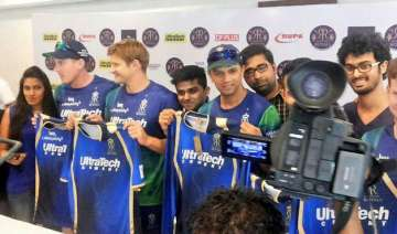 is new jersey bringing good luck for rajasthan...