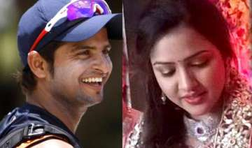 suresh raina to marry priyanka chowdhary today pm...