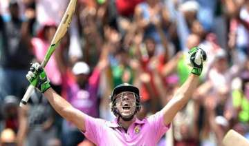 sa vs wi de villiers hits fastest odi century in...