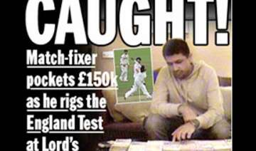 london bookie claims sydney test was fixed -...