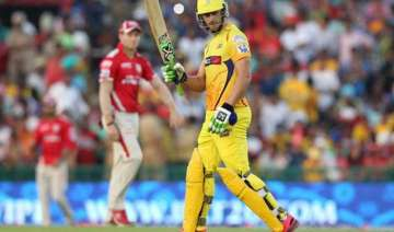 ipl 8 csk crush kxip by 7 wickets top league...