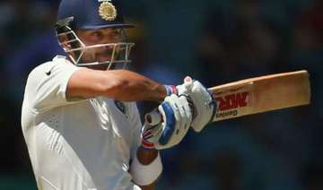 india rebuild innings after early jolts - India TV