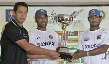 tri series is good preparation for world cup...