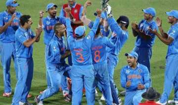 india a beat south africa a win two match series...