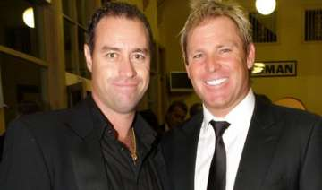 shane warne excludes michael bevan from all time...