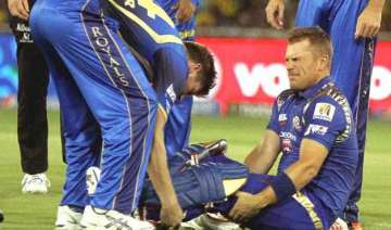 finch s replacement to be decided after csk game...