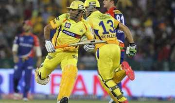 ipl 8 delhi restrict table toppers chennai to...