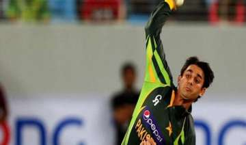 saeed ajmal hopes to pass bowling test - India TV