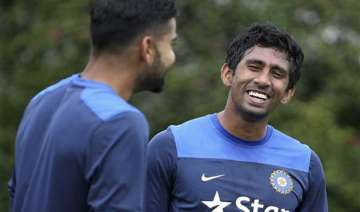 no scope for relaxation in international cricket...