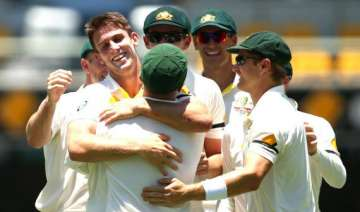 injured mitchell marsh won t bowl further in 2nd...