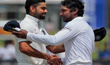 indian cricketers pay tributes to kumar...