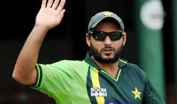 shahid afridi to quit odis after 2015 world cup -...