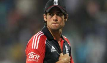 cook suspended for one odi after 2nd over rate...