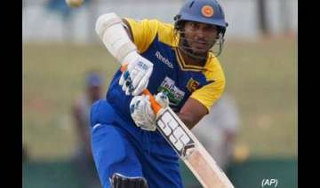 sangakkara charged with level 2 offence for...