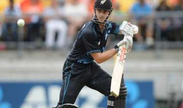 nz vs sl ton up williamson leads new zealand to...