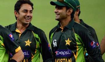 hafeez ajmal will fly to brisbane for official...